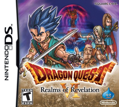 Amazon.com: Dragon Quest VI: Realms of Revelation - Nintendo DS: Video Games