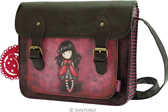 Dear Alice 360GJ04 Santoro Gorjuss Satchel Bag
