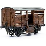 Dapol Model Railway Cattle Wagon Plastic Kit - OO Scale 1/76 by Dapol