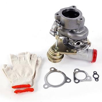 K03 Turbo turbina del turbocompresor para 1996 1997 1998 1999 2000 2001 2002 2003 2004 Audi A4/A4 Quattro y 1998 - 2005 Volkswagen Passat: Amazon.es: Coche ...