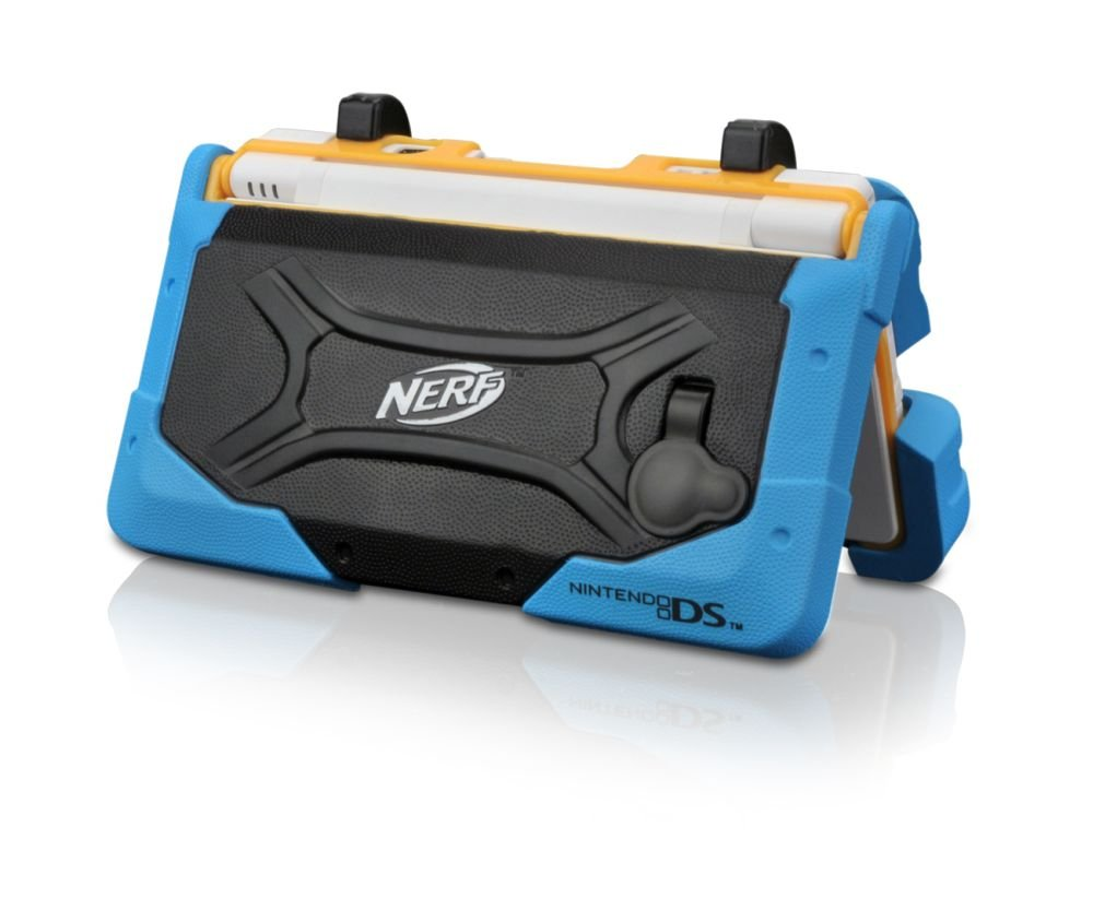 DSi Nerf Armor - Blue/Black by PDP (Image #1)
