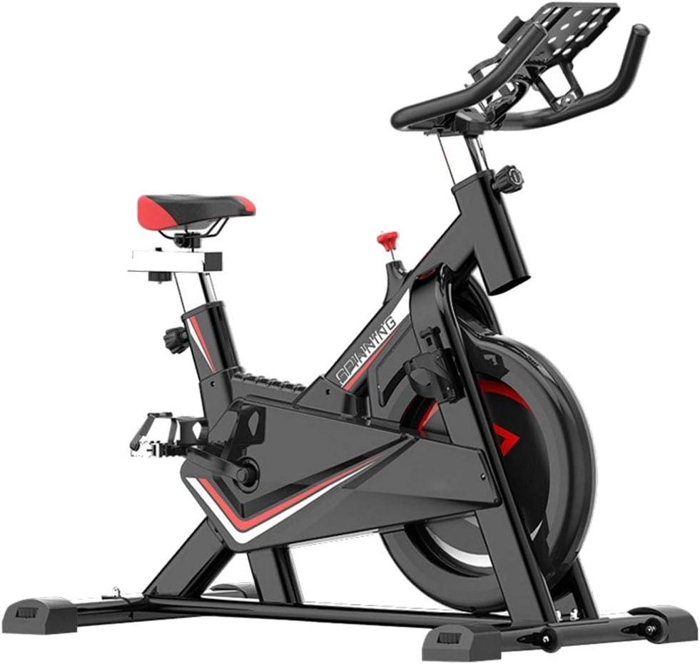 MIAO Juego de Bicicletas para Ejercicios Equipo de Gimnasia para el hogar Bicicleta de Ejercicios Ultra silenciosa Deportes para Interiores Bicicleta para Adelgazar,OneSize-Black: Amazon.es: Hogar