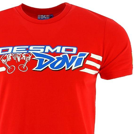 Pritelli 1832203 M Shirt Herren Andrea Dovizioso Desmo Dovi, Größe M   Amazon.de  Auto 247c66eecc