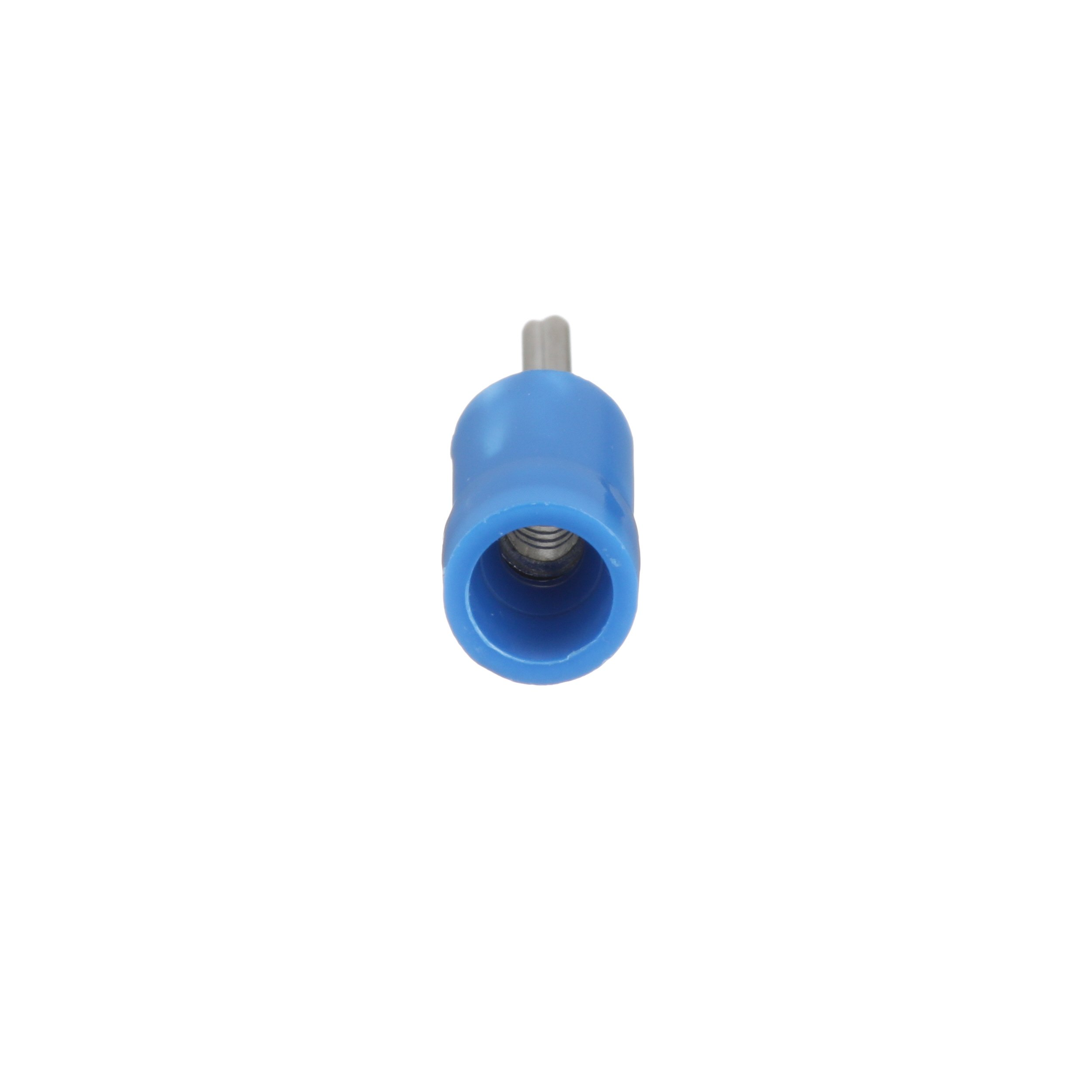 Panduit PV14-P47-C Pin Terminal, Vinyl Insulated, 16 - 14 AWG, .49 Pin Length (100-Pack)