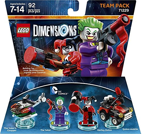 DC Comics Team Pack LEGO Dimensions