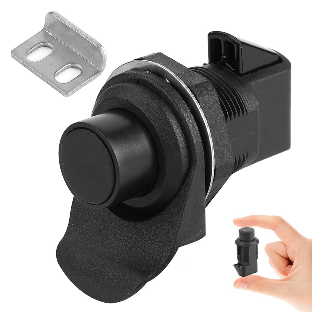 1PC Push Button Latch Replacement Southco 93-303 Glovebox Lock Boat Marine Newly