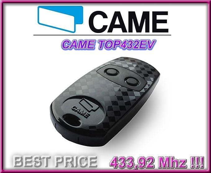 3 X CAME TOP432SA kompatibel handsender Top Qualit/ät Kopierger/ät!! 3 St/ücke f/ür den besten Preis!!! 4-kanal 433,92Mhz fixed code klone fernbedienungen