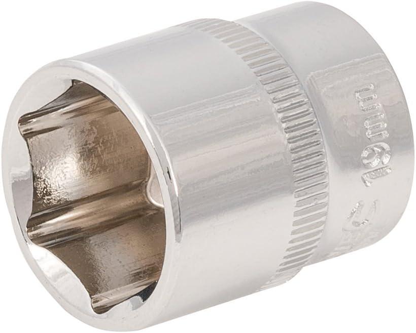 Silverline 138714 Douille m/étrique 3//8 9 mm