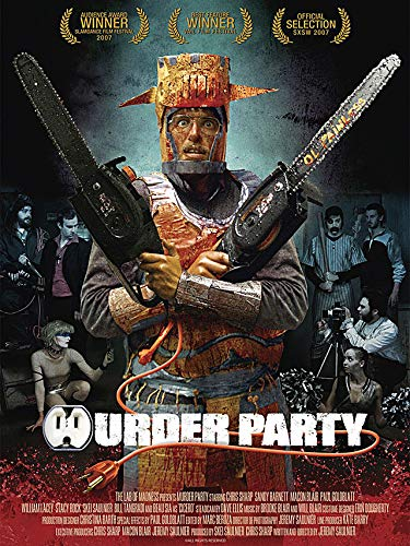Murder Party for $<!--$3.99-->