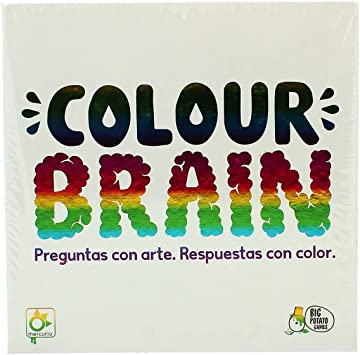 Mercurio Colour Brain - Juego de Mesa [Castellano]: Amazon.es ...