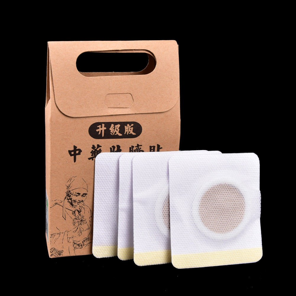 Parrot shop 20Pcs Slimming Patch Cellulite Burning Traditional Chinese Medicine Navel Slim Patch Weight Loss Wonder Diet pills Belt 2018