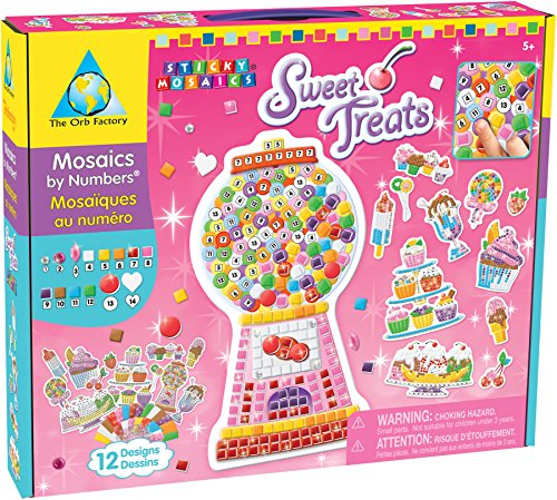 The Orb Factory Sticky Mosaics Sweet Tre