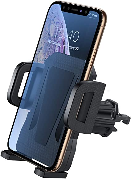 2014-2017 SQ5 Smartphone Cell Phone Mount Holder,Adjustable Air Vent Cell Phone Holder,with Adjustable Air Vent Clip Cover for Audi 2009-2016 A4 2010-2016 S4 2008-2017 A5 S5 //2009-2017 Q5