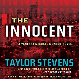 The Innocent: A Vanessa Michael Munroe Novel, Book 2 Hörbuch