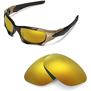 059c9537bce Walleva Replacement Lenses for Oakley Pit BOSS II Sunglasses - Multiple  Options Available