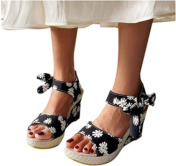 lace up black platform sandals