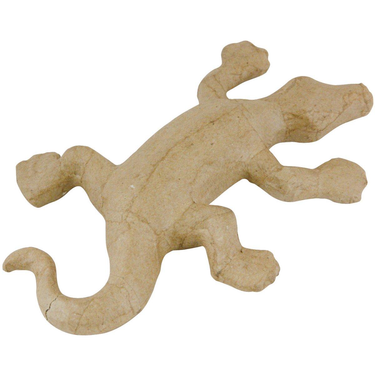 Decopatch Paper Mache Figurine 4.5-Salamander