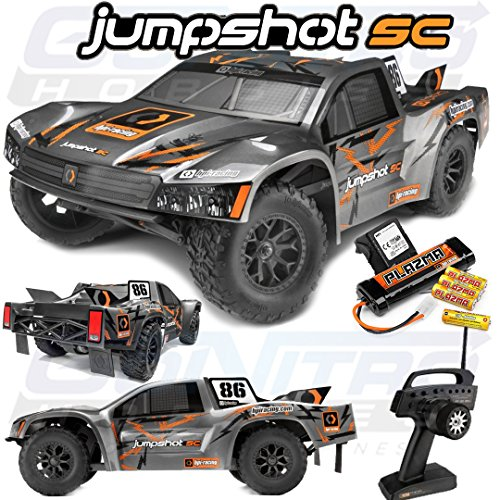 Hobby Products International Racing 116103 1/10 Jumpshot SC 2WD Ready to Run Radio Control Vehicle