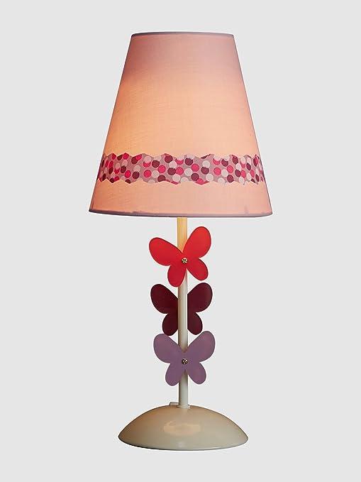 Vertbaudet Lampe De Chevet Fille Papi Mini Amazon Fr