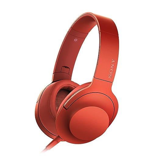 78 opinioni per Sony MDR-100AAP Cuffie Over-Ear, Hi-Res Audio, Driver HD da 40 mm, Design