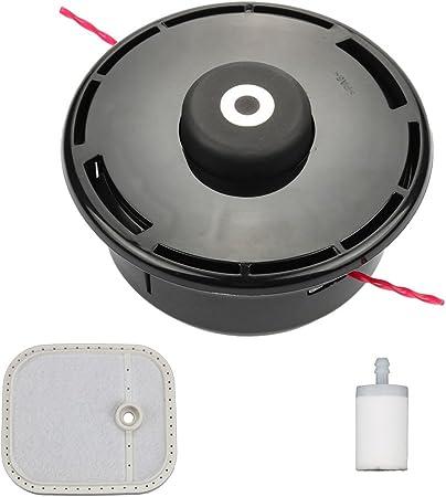 Amazon.com: harbot cabezal para desbrozadora con aire filtro ...