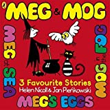 Meg and Mog:three Favourite Stories by Helen Nicoll (2011-05-24)