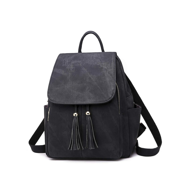 Qyoubi レディース ファッション QY3035-0 B07QCKBR8L Black -Luxury