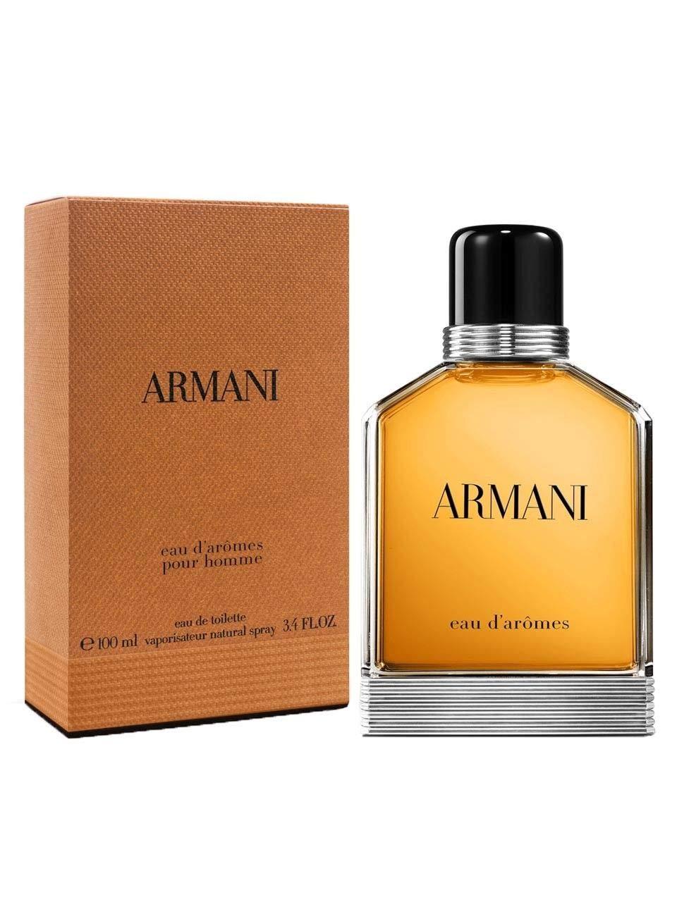 Giorgîo Ârmani Eau D'Aromes Perfume For Men Eau De Toilette Cologne 3.4 FL. OZ./100 ml