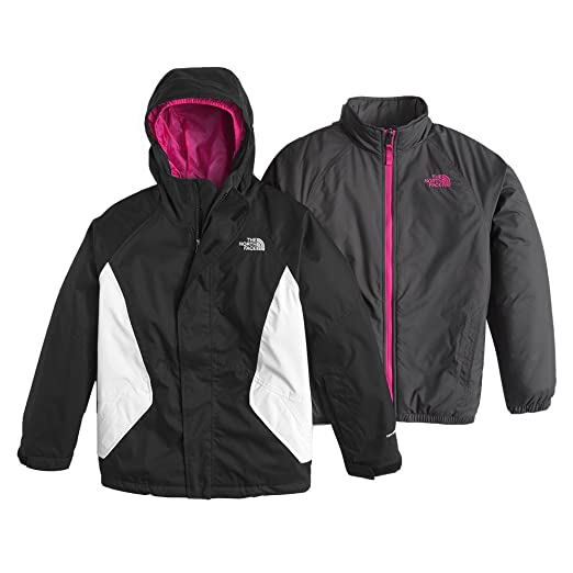 0aa27f61b619 Amazon.com  The North Face Kids Girl s Kira Triclimate¿ Jacket ...