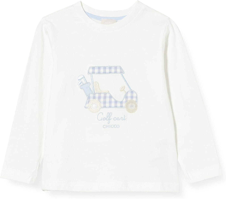 Bambino t Shirt Manica Lunga Chicco
