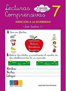 Lecturas comprensivas 7 - Leo Textos I