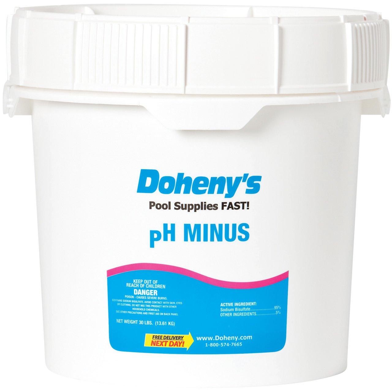 Doheny's pH Minus - 30 lbs. by Doheny's