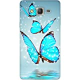 FASHEEN Premium Designer Soft Case Back Cover for Samsung Galaxy On 7 Pro