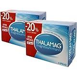Thalamag Magnésium Marin Lot de 2 x 60 Gélules