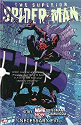 Superior Spider-Man Volume 4: Necessary Evil (Marvel Now)