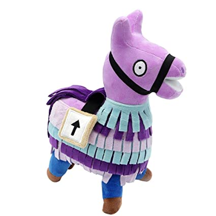 Leegoal 2018 Llama Plush Stuffed Toy, Video Game Toy for Video Gamer, Kids,