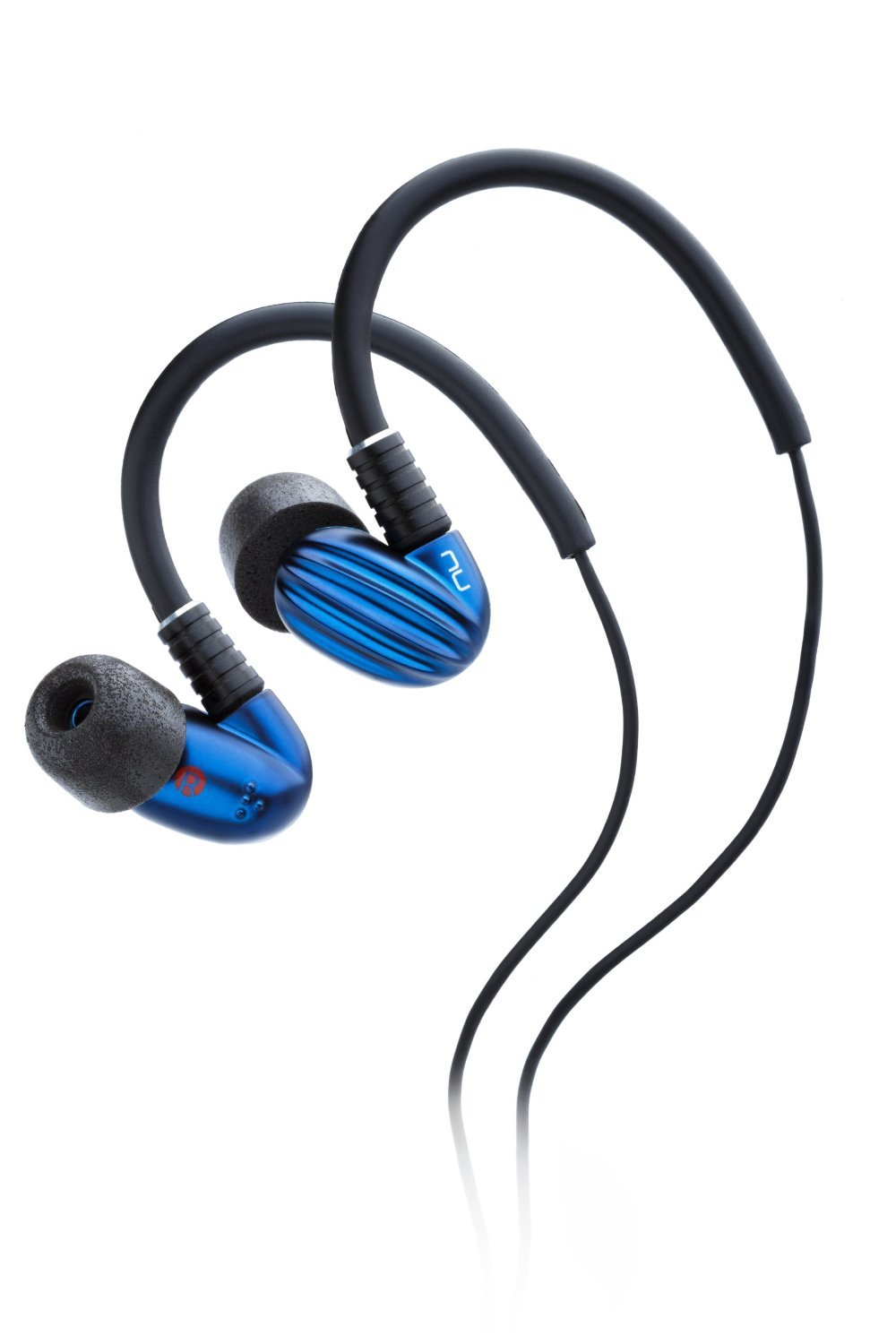 Optoma NuForce Primo8 Quad-Driver Earphones with World's First Phase-Coherent Crossover Design