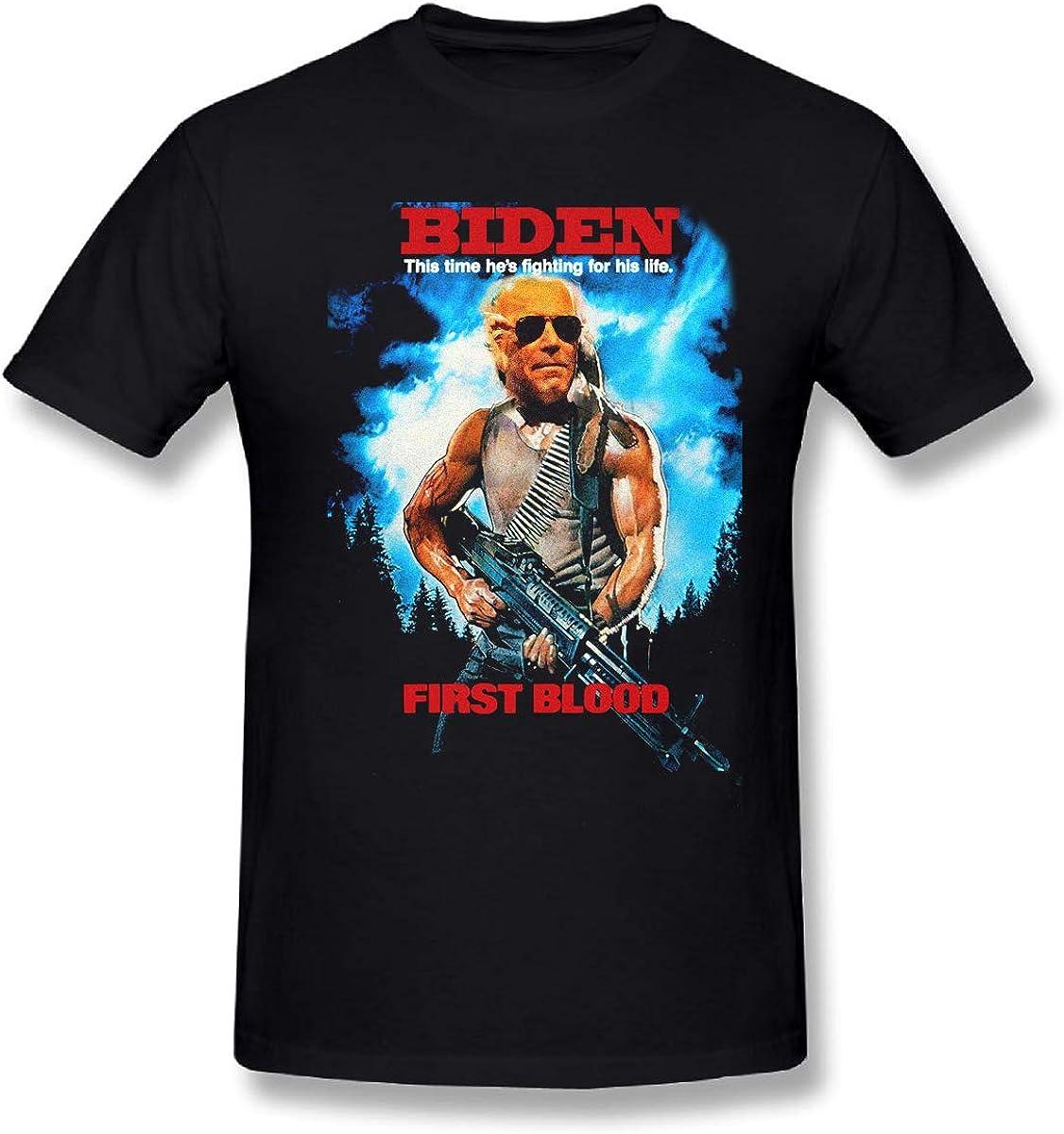 Joe Biden for President 2020 Election Poster Tshirt for Mens