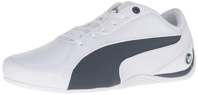 Puma BMW MS DRIFT CAT 5 Hombre US 10.5 Blanco Zapatillas: Amazon.es: Ropa y accesorios