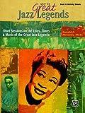 Meet the Great Jazz Legends, Ronald C. McCurdy, 0739030957