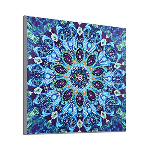 DIY 5D Diamond Painting,Diadia Special Shaped Crystal Rhinestone Diamond Embroidery Paintings Arts Cross Craft Wall Decals for Living Room Bedroom (C)]()