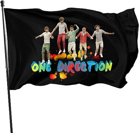 Bandera de One Direction, 90 x 150 cm, ideal para todas las ...