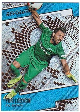 2016-17 Panini Revolution Soccer #200 Yuri Lodygin FC Zenit
