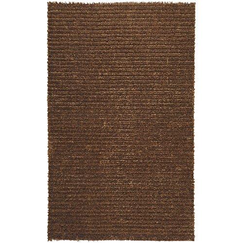 Surya Harvest HVT-6800 Shag Hand Woven 50 Polyester 50 Jute Copper 5 x 8 Area Rug