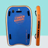 As Seen on Shark Tank! TANDM Surf Tandem Inflatable Bodyboard with Camera Mount and Multiple Handles.