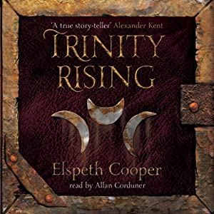 Trinity Rising Audiobook