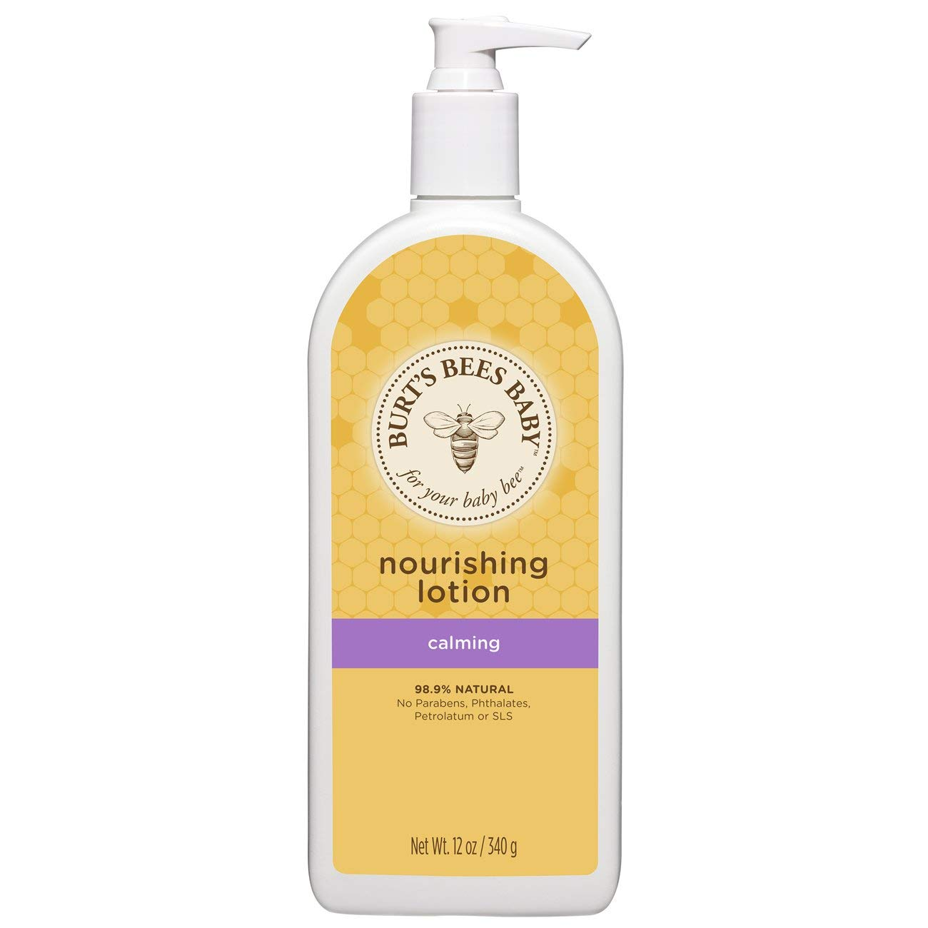 Burt's Bees Baby Bee Calming Lotion, 6 Oz (Packaging May Vary) Burt' s Bees BUB10208