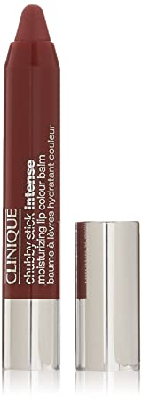 Clinique Chubby Stick Intense Moisturizing Lip Colour Balm, No. 02 Chunkiest Chili, 10 Ounce