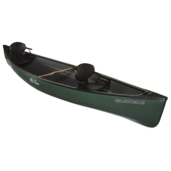 Old Town 147 Canoes & Kayaks Guide Review