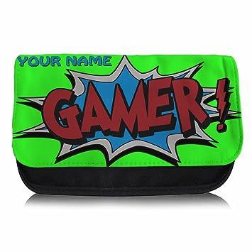 Personalizado Gamer sh102 estuche escolar/Neceser de ...